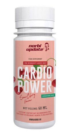 Cardio Power Norbi Update - Višeň