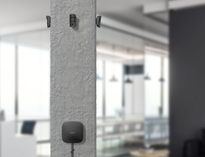 Bezpečnostní systém - pohybové čidlo s kamerou