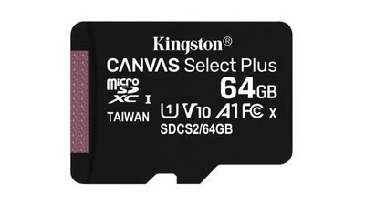 KINGSTON Canvas Select Plus 64GB micro SDXC