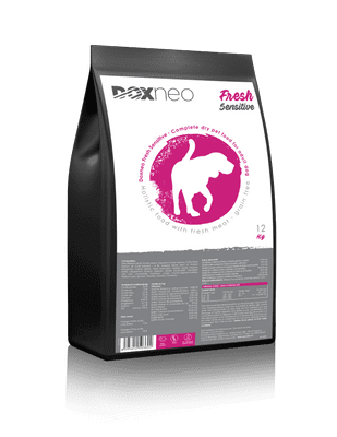 Doxneo Fresh Sensitive - rabbit and venison 2,5kg