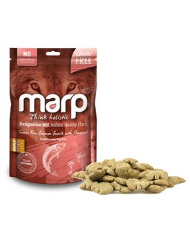 Marp Holistic – Grain Free Salmon Snack with Flaxseed
