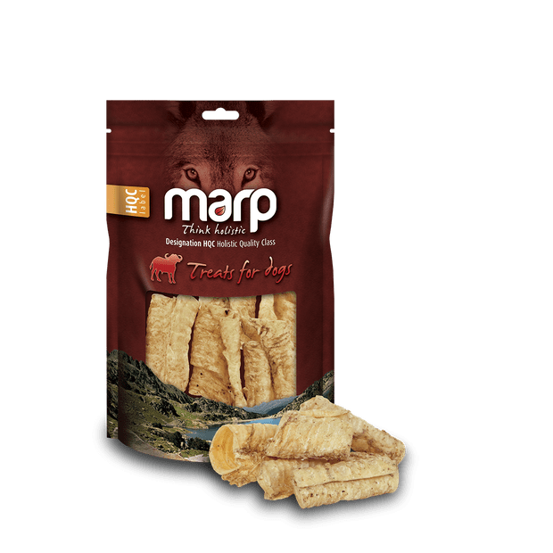 Marp Treats Buffalo Crunchies - sušená průdušnice