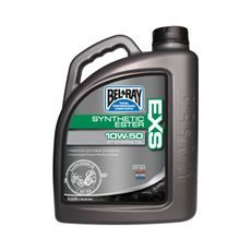 Motorový olej Bel-Ray EXS FULL SYNTHETIC ESTER 4T 10W-50 4 l