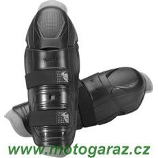 THOR 2019 QUADRANT KNEE BLACK GUARD - Výprodej