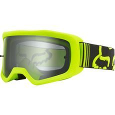 MX brýle Fox Main II Race Fluo Yellow