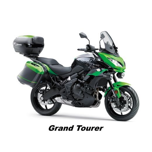 KAWASAKI VERSYS 650 CANDY LIME GREEN 2021