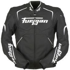 FURYGAN bunda ORK black/white
