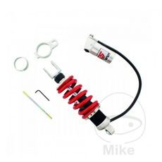 Monoshock with piggyback on hose YSS MX456-305TRC-03-X adjustable