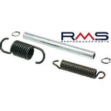 Central stand spring and pin kit RMS 121619050