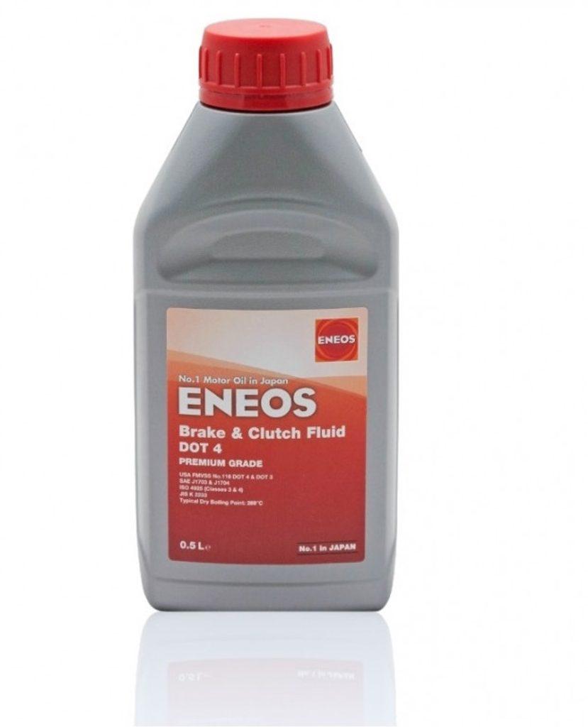 Brzdová kvapalina ENEOS Brake & Clutch Fluid DOT4 E.BCDOT4 500ml 0,5l