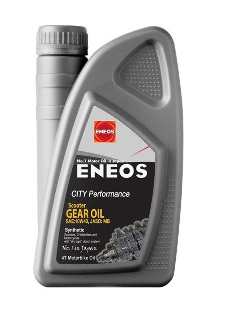 Prevodový olej ENEOS CITY Performance Scooter GEAR OIL E.CPGEAR/1 1l