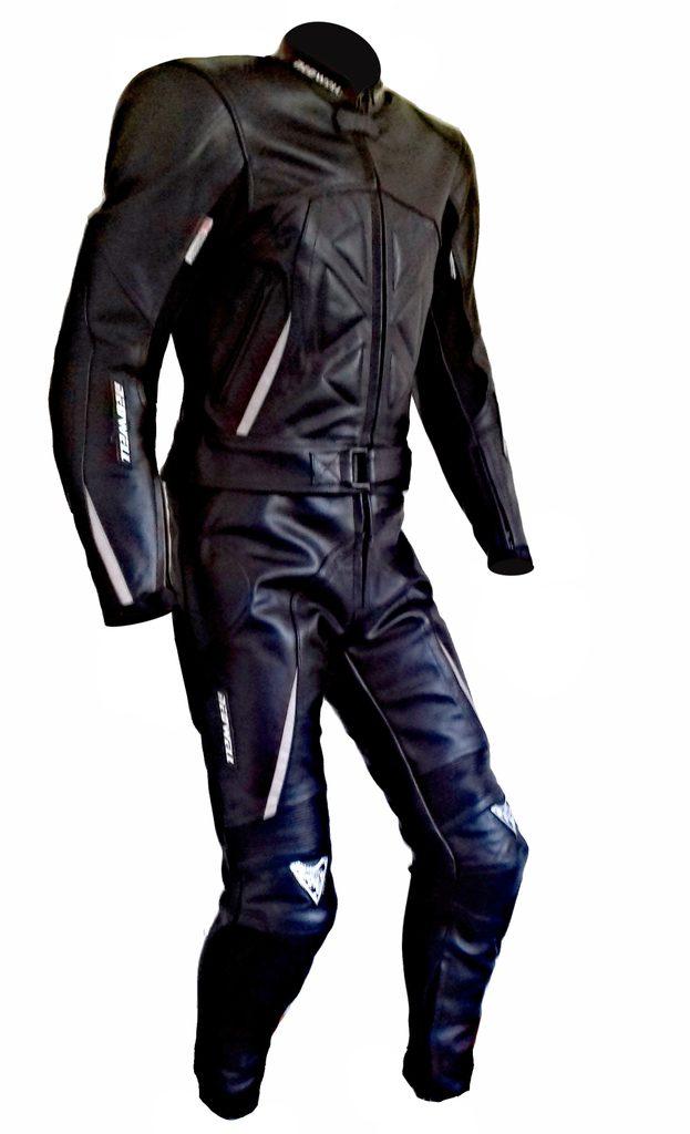 Pánska moto kombinéza Neowell, čierna
