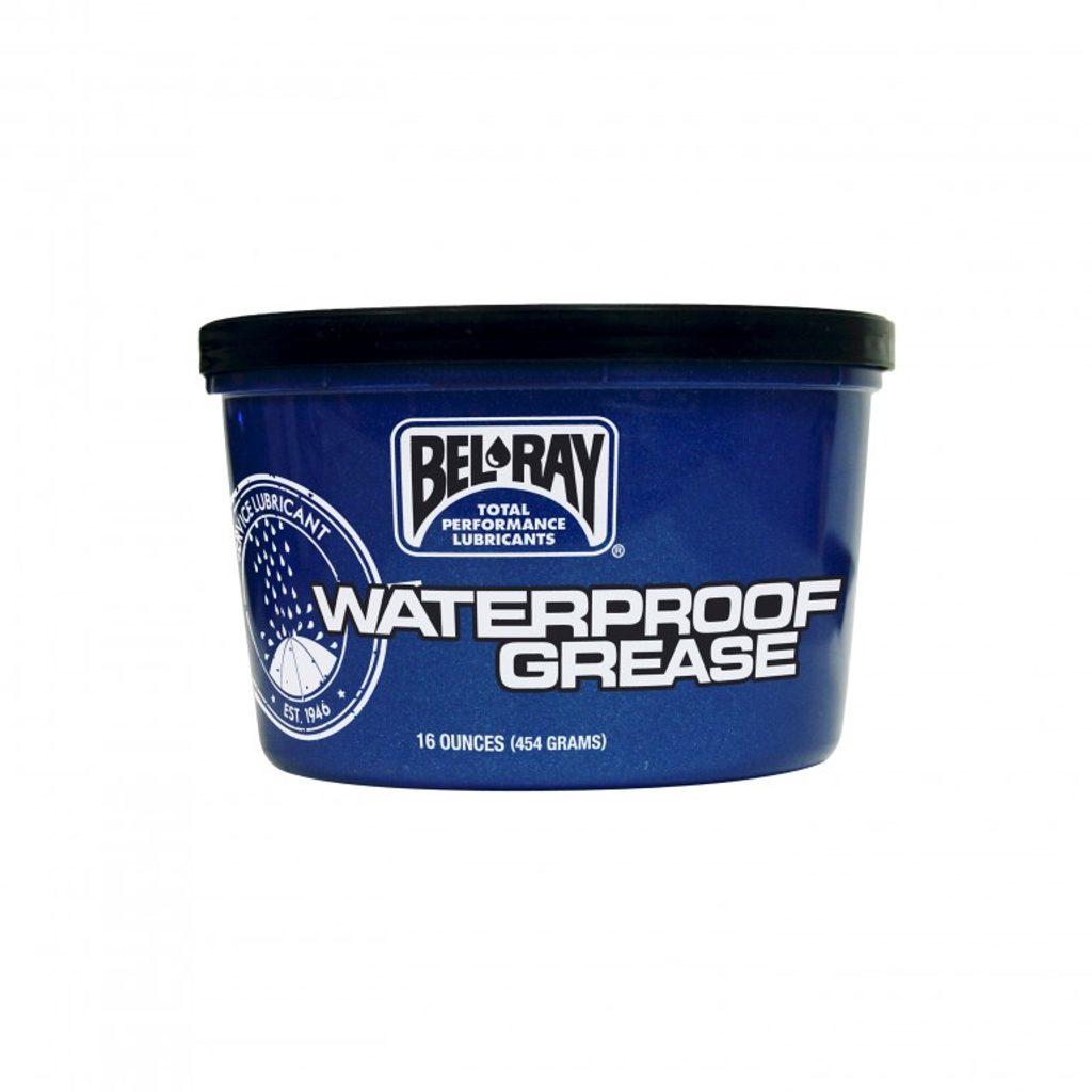 Viacúčelové plastické mazivo Bel-Ray WATERPROOF GREASE (454 g)