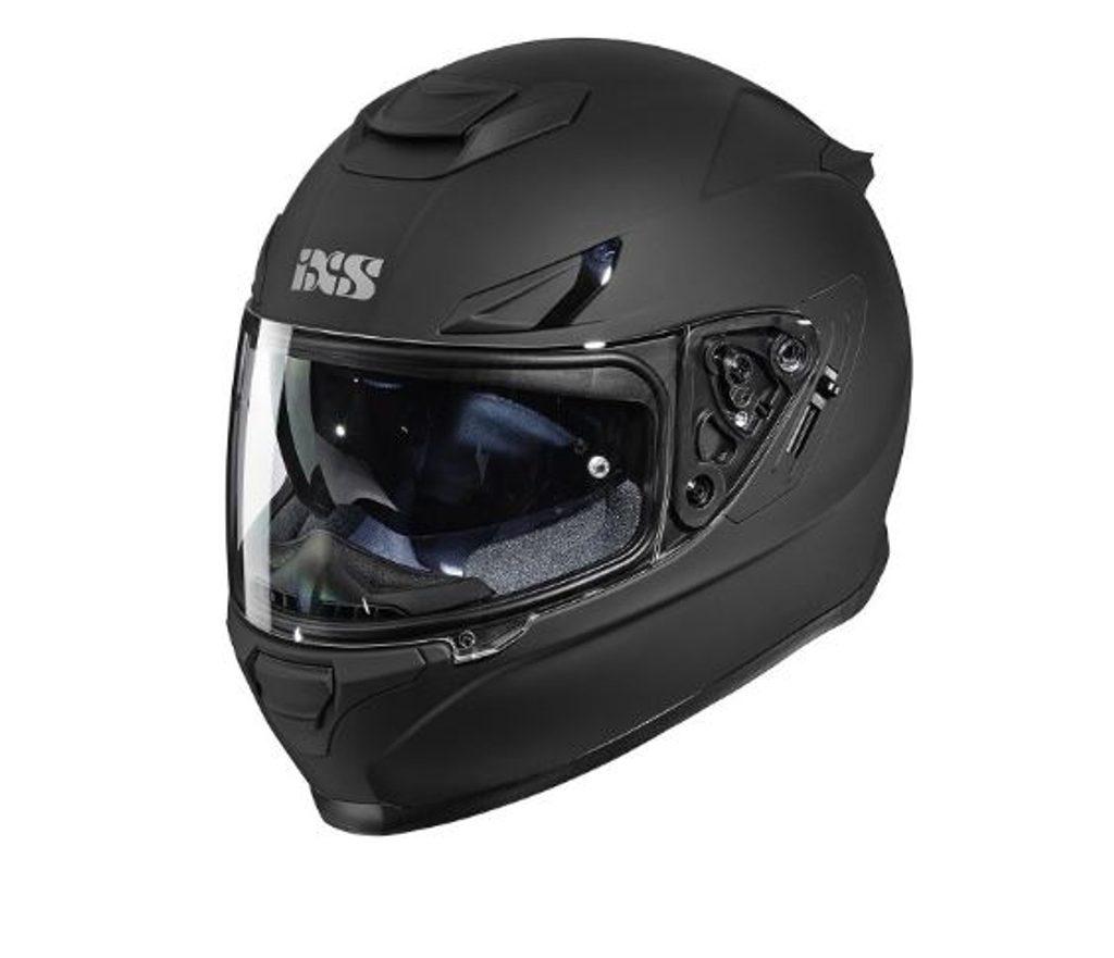 Moto prilba IXS  x14072-M33 čierna matná