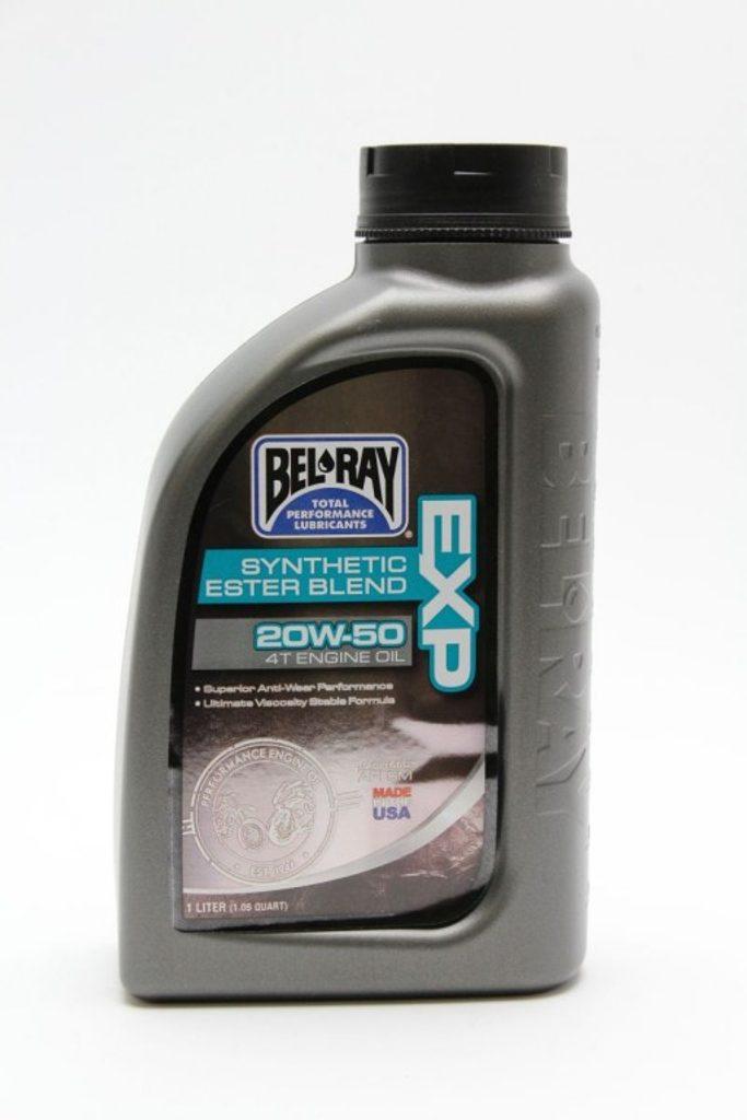 Motorový olej Bel-Ray EXP SYNTHETIC ESTER BLEND 4T 20W-50 1 l