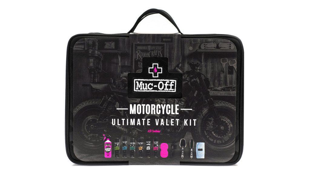 Kompletná súprava pre motocykle MUC-OFF 614