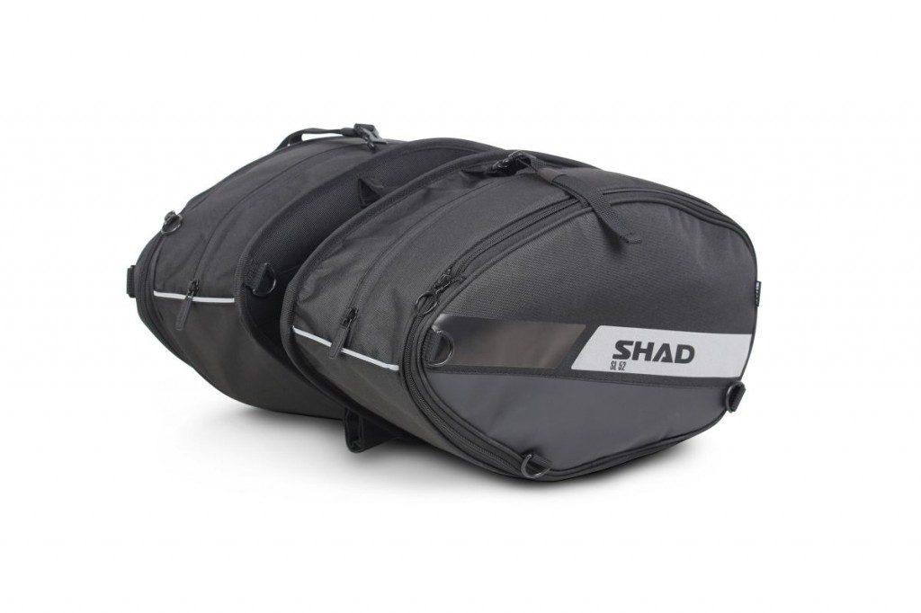 Bočná taška na motorku SHAD SL52