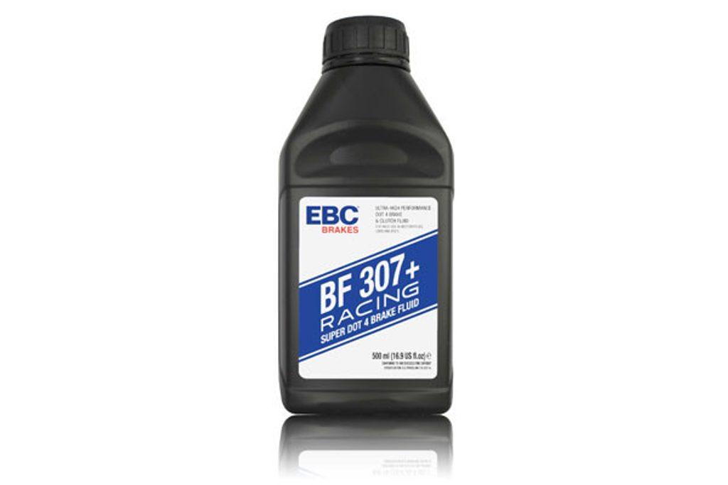 RACE brzdová kvapalina EBC Dot 4 Racing BF307 500 ml