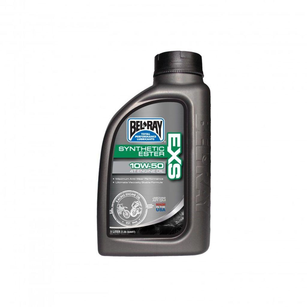 Motorový olej Bel-Ray EXS FULL SYNTHETIC ESTER 4T 10W-50 1 l