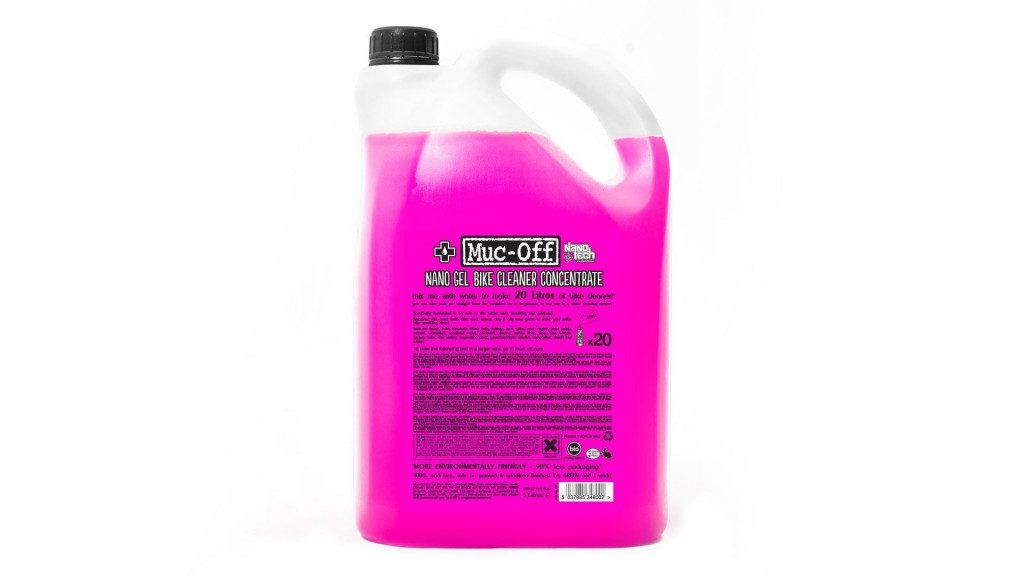 Koncentrát na čistenie motocyklov MUC-OFF 348 5 litre