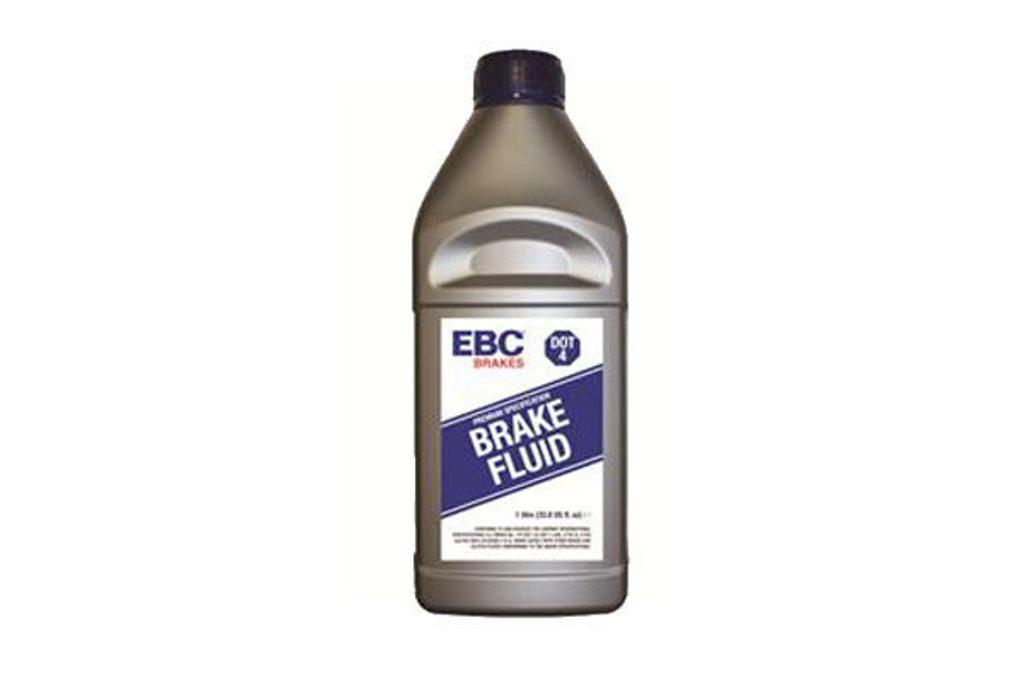 Brzdová kvapalina EBC Dot 4 BF004(250ml) 250 ml