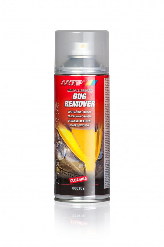 Bug remover MOTIP DUPLI 000202 400 ml