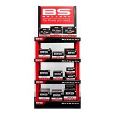 BS Battery display BS-BATTERY