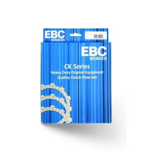 LAMELY SPOJKY SET EBC CK2297 STD