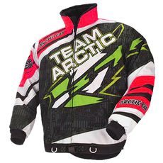 RACE JACKET TEAM ARCTIC MEN SNO CROSS