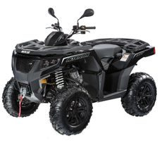 Arctic Cat Alterra 700 XT, EPS, EFP, T3b