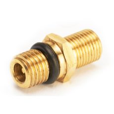 RCU Air valve with O-Ring K-TECH KYB-120130000201 M10x1.00P (Brass)
