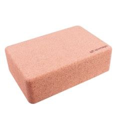 Sportago Yoga Cork Block