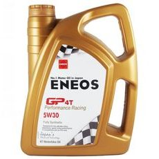 Motorový olej ENEOS GP4T Performance Racing 5W-30 E.GP5W30/4 4l