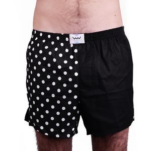 Dotty Shorts Black