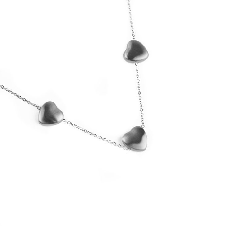 Silver Sparkle Necklace
