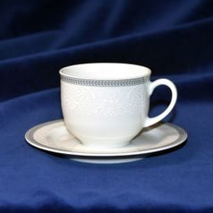 Cup 165 ml + saucer 135 mm coffee, Thun 1794, OPAL 80446