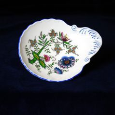 Bowl for jam 12,5 cm, NEW! COLOURED ONION PATTERN