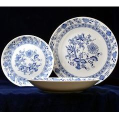 Plate set for 6 persons with 26 cm dining plates, Henrietta, Thun 1794 Carlsbad porcelain