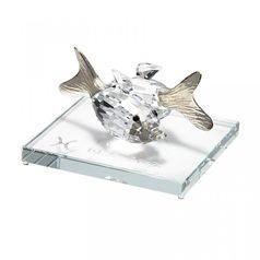 Zodiac - Pisces 40 x 50 mm, Crystal Gifts and Decoration PRECIOSA