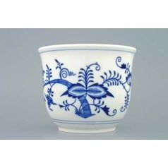 Flower pot 16,0; h.13,5 cm, Original Blue Onion Pattern