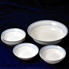 Compot set for 6 pers., Thun 1794 Carlsbad porcelain, Opal 80144
