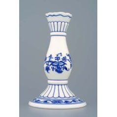 Candle holder 1969 16 cm, Original Blue Onion Pattern