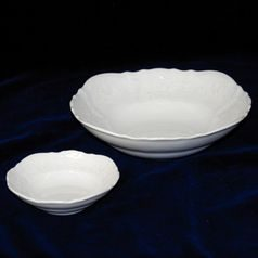 Frost no line: Compot set for 6 pers., Thun 1794 Carlsbad porcelain, Bernadotte