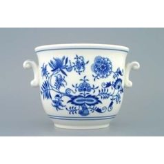 Flower pot 16 x 13,5 cm, Original Blue Onion Pattern