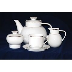 CATRIN 23171: Tea set for 6 persons, Thun 1794 Carlsbad porcelain
