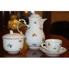 Coffee set small for 4 persons, Hazenka, Cesky porcelan a.s.