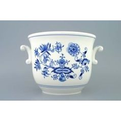 Flower pot 22,0 x 18,0 cm, Original Blue Onion Pattern
