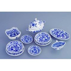 Dinner set mini 10 pieces, Original Blue Onion Pattern