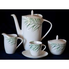 Coffee set for 6 persons, Thun 1794 Carlsbad porcelain, SYLVIE 80325