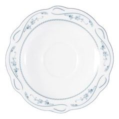 Breakfast saucer 16 cm, Desiree 44935, Seltmann Porcelain